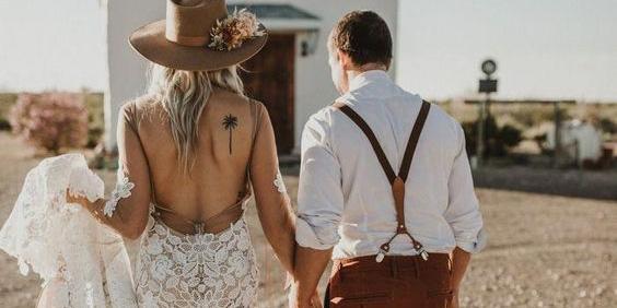 Haarsieraden voor de bruid