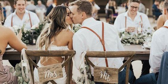 Bruidsslippers voor de zomer of op het strand