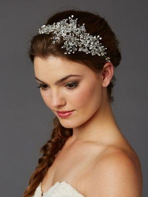Luxurious Hairvine | Silver