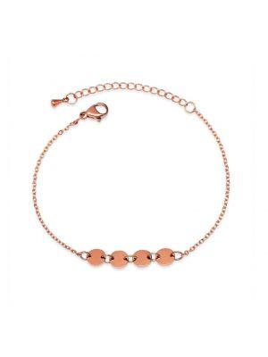 Dainty Coin Bracelet