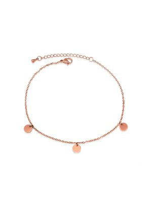 Dainty Coin Ankle Bracelet