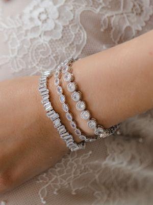 Paris Bracelet | Silver