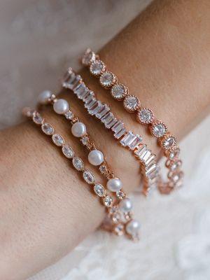 Paris Bracelet | Rose Gold