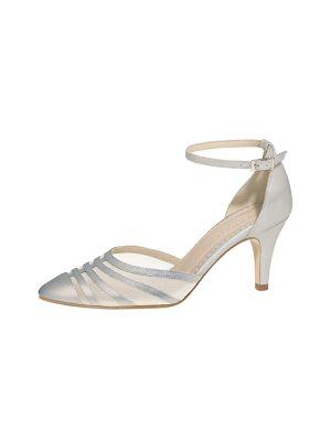 Cilla | Silver Leather
