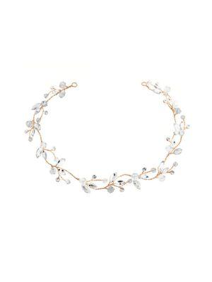 Loïs Hairvine | Rose Gold Crystal