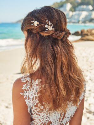 Aurora Hairpins
