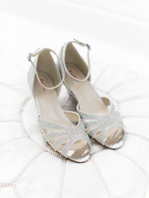 Michelle | Silver Metallic