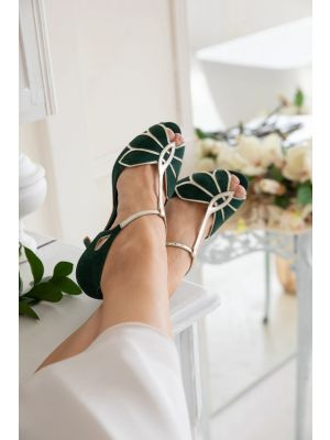 Mimosa Forest Green | Last sizes 36, 37 & 41