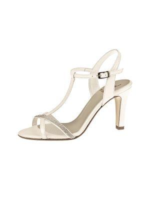 Nicolette | Silver Glitter