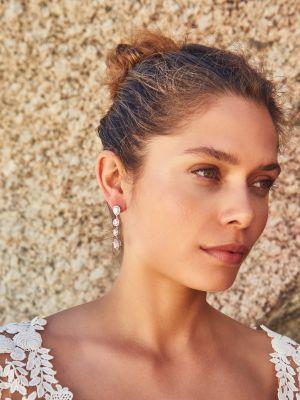 Eden Earrings | Silver Plated