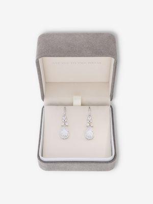Gaia Earrings | Silver