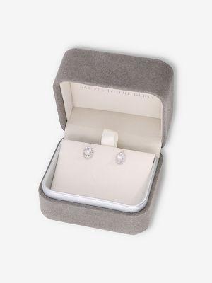 Isla Earrings | Silver