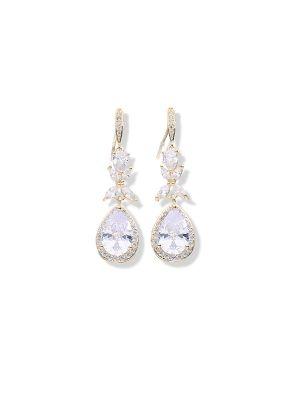 Gaia Earrings | Gold