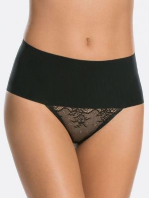 Undie-tectable Lace Thong
