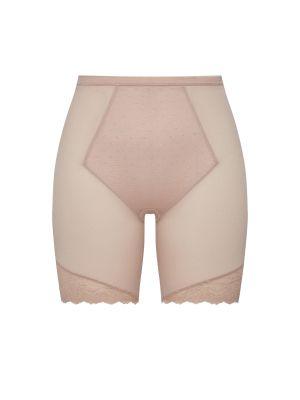 Spotlight on Lace Mid-Thigh Short